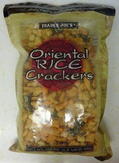 What's Good at Trader Joe's?: Trader Joe's Oriental Rice Crackers