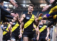 Richmond Football Club, News Stories, All About Time, Career, Rest, Yellow, Twitter, World, Sports