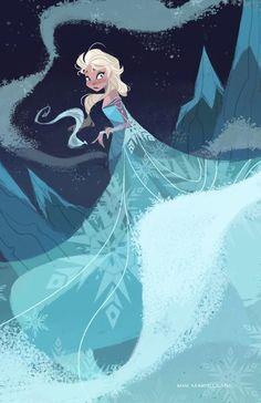 Best of Frozen Fan Art