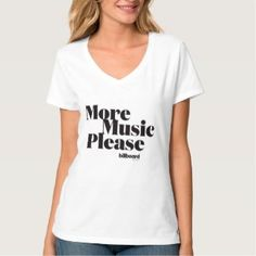 More Music Please