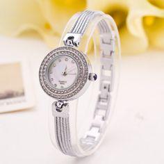 Women Wrist Watch Zinc Alloy with Glass plated for woman with rhinestone Approx Inc,china wholesale jewelry beads Unusual Watches, Cool Watches, Watches For Men, Skeleton Watches, Hand Watch, Semi Precious Beads, Wholesale Jewelry, Gemstone Beads, Swatch