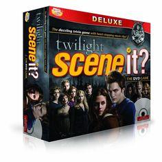 Scene It? Twilight Deluxe Edition Dazzling Trivia Game #ScreenLifeGames