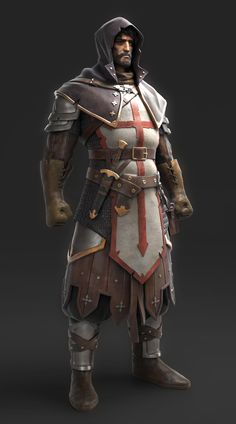 ArtStation - Knight , Son Hoang