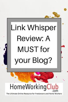 I get asked to review a LOT of software for this site, and have a huge backlog of products to look at. However, in the case of this Link Whisper review, I couldn't wait to get started.Why? Because Link Whisper appears to solve a problem I face daily as a blogger. If you've been running a blog for any length of time, you'll quickly understand why.