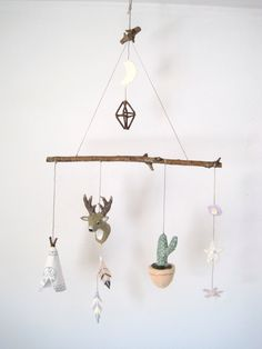 bohemian baby mobile | Flickr - Photo Sharing!