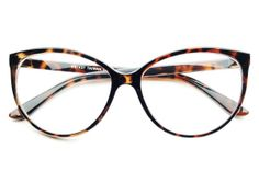 Large Clear Cat Eye Glasses in Tortoise C222 – FREYRS - Sunglasses at Affordable Prices