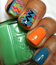 Haute Lacquer: Accented with Tribal