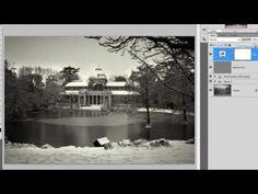 Tutorial: proceso de conversión a BN por Alberto Yagüe | Fotografo digital y tutoriales Photoshop