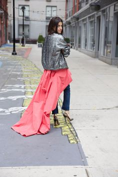 (Re)Imagining the Thakoon Tail | Man Repeller