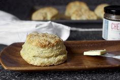 Sometimes it doesn't get any better than a buttery biscuit! Try this Buttermilk Biscuit recipe from Smitten Kitchen!