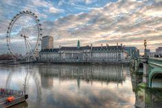 Top 30 destinos mais compartilhados no Pinterest - 3. Londres, Inglaterra