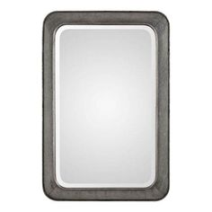 Jarno Industrial Iron Mirror Uttermost Wall Mirror Mirrors Home Decor