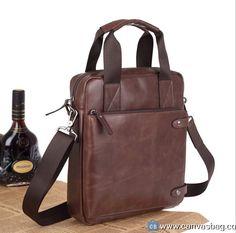 Leather messenger bag/genuine leather Handbag/handbag/ Shoulder Bag/ Messenger Bags/ Crossbody bag/zipper metal button leather handle Leather bag/ tote bag /genuine leather messenger /luggage bag/overnight bag/genuine leather laptop bag