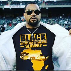 Black History Didn't Start with Slavery