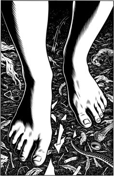 Charles Burns | Wood engraving - Art Curator & Art Adviser. I am targeting the most exceptional art! Catalog @ http://www.BusaccaGallery.com
