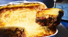 The lowdown: Greek cuisine Moussaka Recipe, Beef Cheeks, Slow Cooked Lamb, Sbs Food, Tart Collections, Ramen Recipes, Easy Recipes, Greek Cooking, Winter Desserts