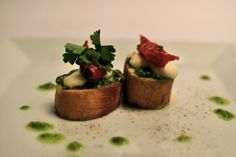 Pesto di prezemolo/Bufala/Pomodorini