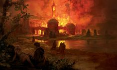 File:Marc Simonetti The fire at the summer palace.jpg - A Wiki of Ice and Fire