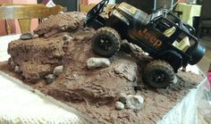 Jeep Groom's Cake | My Cakes | Pinterest | Jeeps, Cakes and Groom Cake
