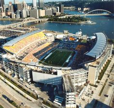 Heinz Field....Home of the Pittsburgh Steelers!
