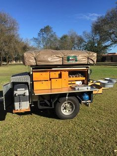 Camping Box, Off Road Camping, Truck Camping, Van Camping, Outdoor Camping, Camping Gear, Expedition Trailer, Overland Trailer, Utility Trailer Camper
