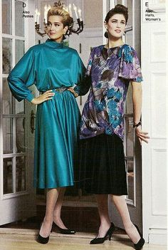 Fashion 1987 xx christmas catalog jcpenney christmas 70s 80s