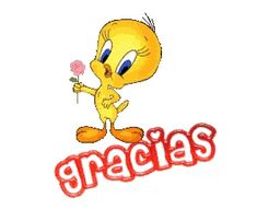 Gracias Tweety Bird GIF - Tenor GIF Keyboard - Bring Personality To Your Conversations | Say more with Tenor