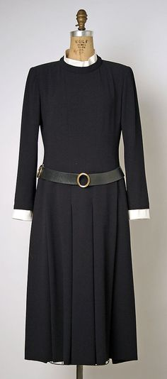 Ensemble  House of Chanel  (French, founded 1913)