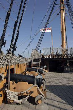 The Quarter Deck | HMS Victory