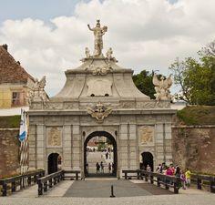 "https://flic.kr/p/c8aNKo | Cetatea ""Alba Carolina"" Poarta III - Alba Iulia"