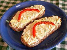 Vajíčková pomazánka – Maminčiny recepty Baked Potato, French Toast, Potatoes, Baking, Breakfast, Ethnic Recipes, Food, Morning Coffee, Potato