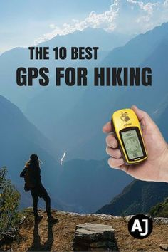 The ultimate guide to find the best GPS for hiking that suits your needs better.
