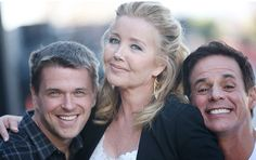 David Tom , Melody Thomas Scott & Christian Le Blanc