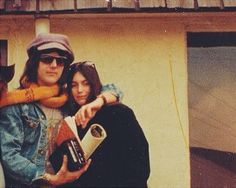 Gram Parsons with Emmylou Harris
