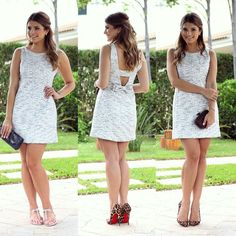 Inspiracao reveillon com vestido @loft111oficial. Vocês vão de salto ou rasteirinha?!  | #finaldeano #lookreveillon #ootd #blogtrendalert
