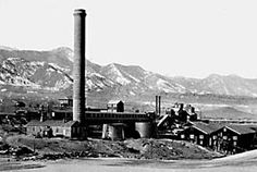 The Golden Cycle Mill is part of Colorado Springs history.