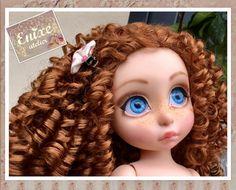 Disney Animator Doll, Disney Dolls, Doll Hair Detangler, Smart Doll, Doll Eyes, Doll Repaint, Custom Dolls, Rapunzel, Beautiful Dolls