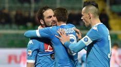 Higuain er tvivlsom mod Genoa