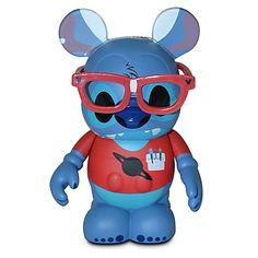 I think I have to have this...  Vinylmation Nerds Series 3'' Figure: Stitch