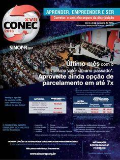 INSCREVA-SE AQUI NO CONEC 2016