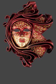 maschere veneziane | Ignis maschera veneziana in vendita