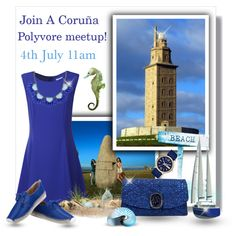 Attend a Polyvore meetup in Spain this July 4th! Details and RSVP: polyv.re/1Tr0iMa