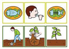 eten / planten