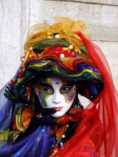 Venice Carnival 2013 by Lesley McGibbon