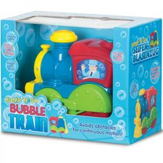 A lovely gift idea for kids Age 5, which will give them hours of fun play with this bubble blowing train !