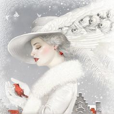 dreamies.de (xsdp66ttjav.gif) Magic Wings, Winter Time, Animated Gif, Vintage Men, Christmas Cards, Disney Characters, Fictional Characters, Sketches, Animation
