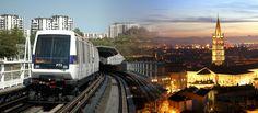 Dans le métro, à Toulouse comme ailleurs, partout en France, Demain Conseils détecte et mesure votre exposition aux champs électromagnétiques. Objectivement. Toulouse, Champs, Comme, France, Radiation Exposure, Advice