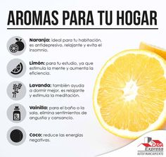 Genera emociones en tu hogar con estos aromas   -  Generate emotions in your home with these scents