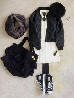 インスタ@italietofrance Fashion D, Japan Fashion, Sport Fashion, Womens Fashion, Spring Summer Fashion, Winter Fashion, Fashion Colours, Comfortable Outfits, Outfit Of The Day