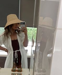 Whether you're headed to the pool, the beach, or anywhere in between, a stylish summer hat is a must. Thankfully, there are so many chic sun hats this season that make a great addition to any warm-weather wardrobe. I rounded up 25 of my top picks for you below.